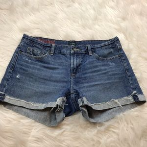 J.crew Factory Denim Shorts size 6